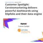 Klipfolio Customer Spotlight blog
